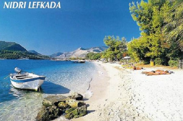 Nidri Lefkada Greece