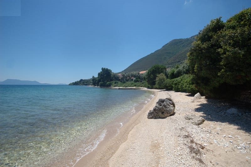 Nikiana Beach Lefkada Greece